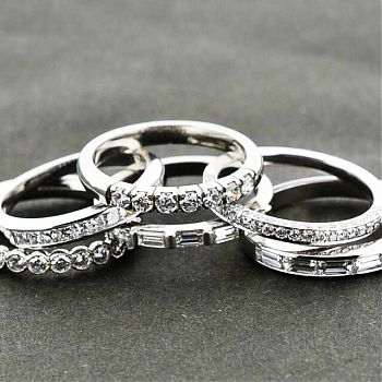 Selection of rings